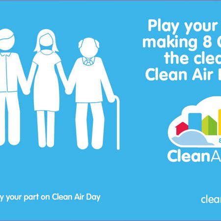Organisations in Allerdale encouraged to play part in Clean Air Day 2020