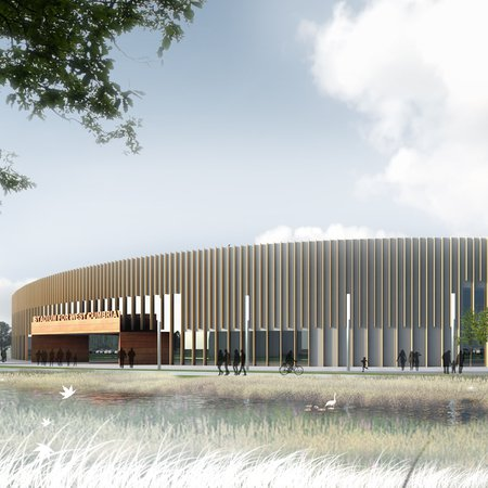 Stadium planning application submitted