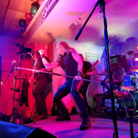 Rock night raises funds for Mayors' charities