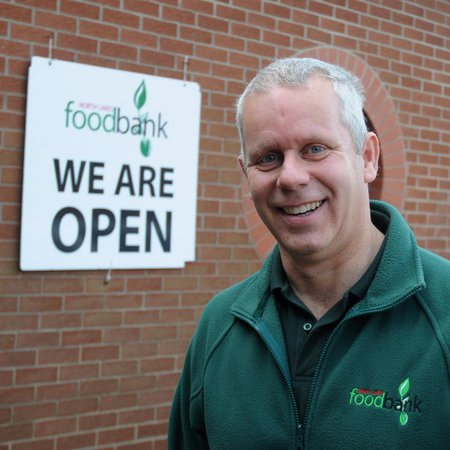 Councils come together to support west Cumbria's foodbank