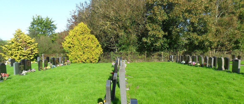 Dearham Cemetery view