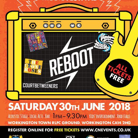 Reboot Festival returns with free tickets