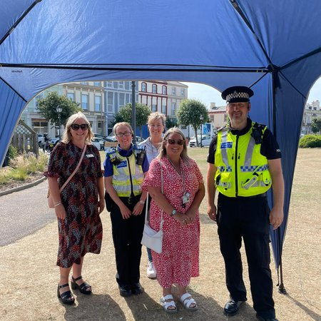 Working together to tackle anti-social behaviour in Allerdale