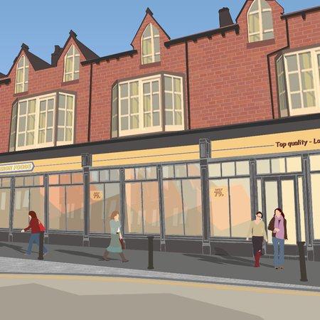 Historic shopfront grant scheme launches in Maryport