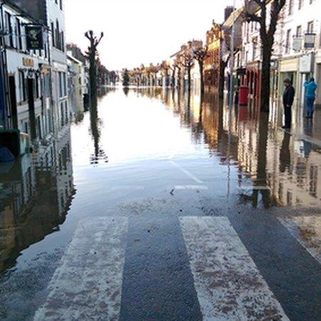 £4.5m on flood defences