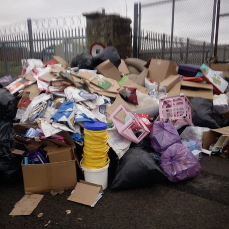 Council investigates serious fly-tipping incident