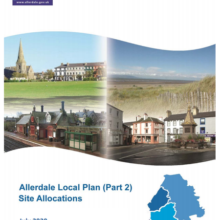 Allerdale's Local Plan (Part 2) adopted by council