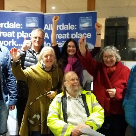 Allerdale climate change action plan agreed