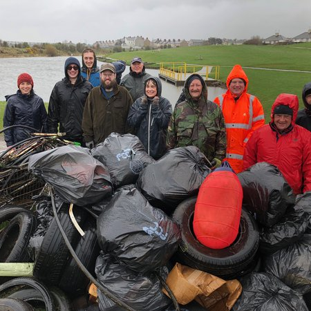 Salterbeck clean-up