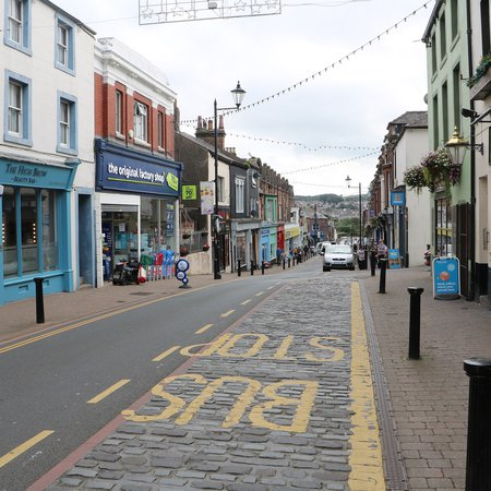 Boost for development plans in Maryport