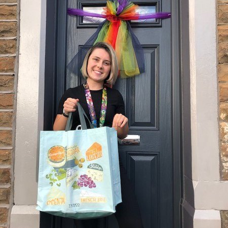 Kind-hearted Jasmine sends donations to west Cumbria NHS staff