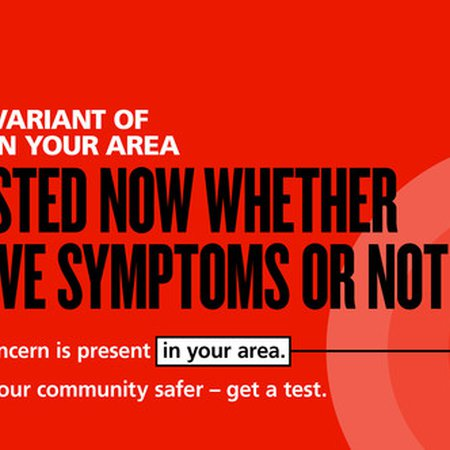 Cumbrians aged 12-30 asked to get tested as Delta variant cases rise