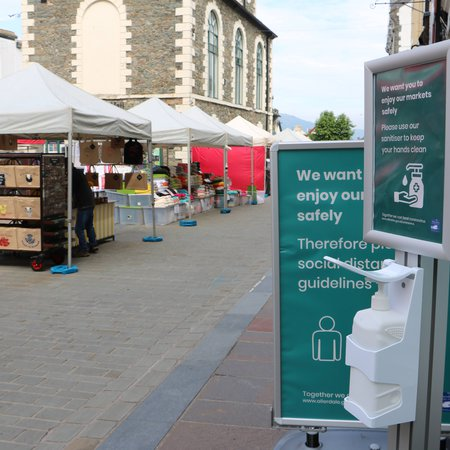 Allerdale's 'virtual market' launches to support traders during national restrictions