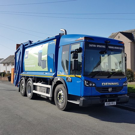 August bank holiday changes to bin collections in Allerdale