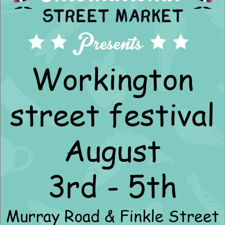 International Street Market returns to Workington