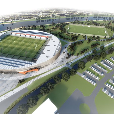 Executive to consider stadium plans