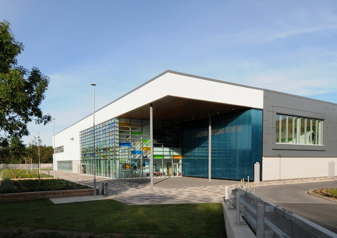 Picture of Workington Leisure Centre from the outside
