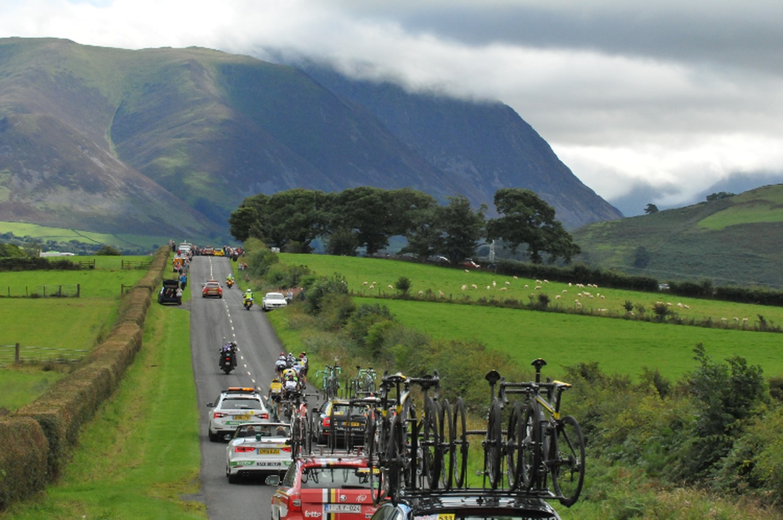 Tour of Britain 3 (Credit: SweetSpot)