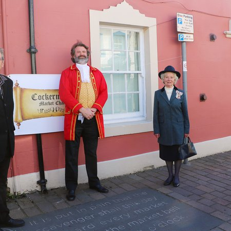 800th anniversary of Cockermouth's market charter celebrated
