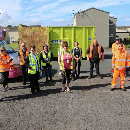 New operation launches in Allerdale to tackle fly-tipping